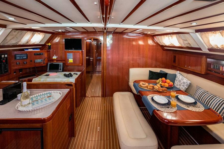 Ocean Star 56.1 - 6 cab. (Santorini)  - 13