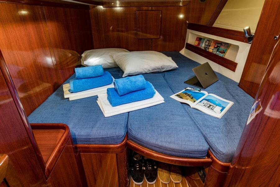 Ocean Star 56.1 - 6 cab. (Santorini)  - 20