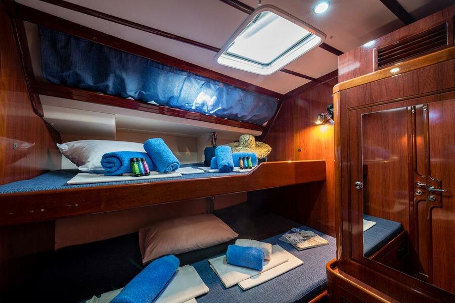 Ocean Star 56.1 - 6 cab. (Santorini)  - 21