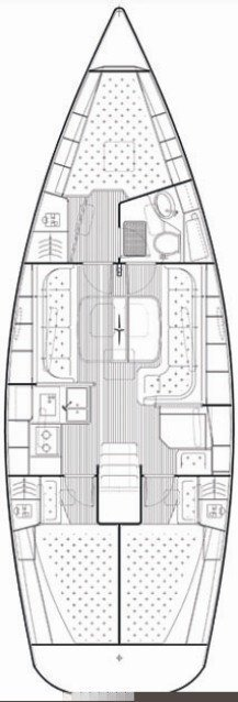 Bavaria 38 Cruiser (MAVI ADA)  - 1