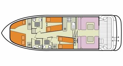 Elegance (6) (Canal boat comfort)  - 1