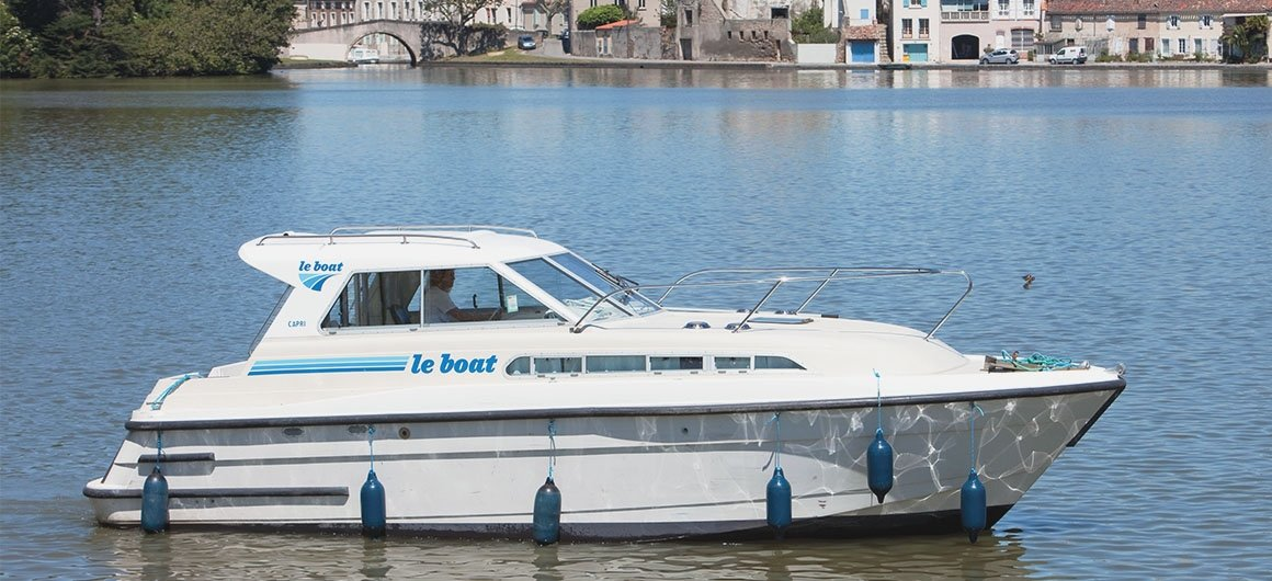 Capri TS (2+1) (Canal boat budget)  - 0