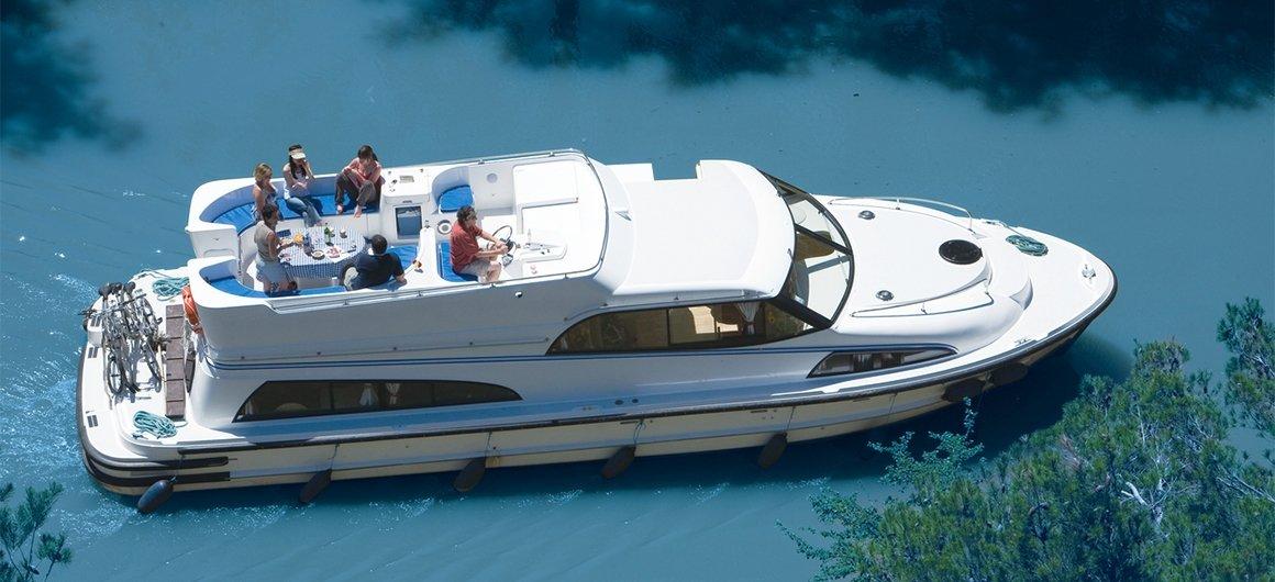 Royal Mystique B (4+2) (Canal boat comfort plus)  - 0