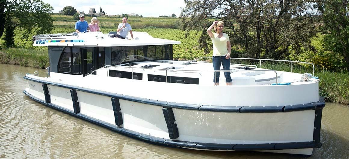 Horizon 3 (6+1) (Canal boat premier)  - 0