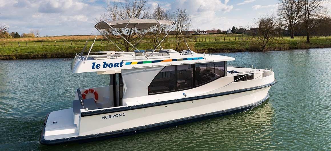 Horizon 1 (2+3) (Canal boat premier)  - 0