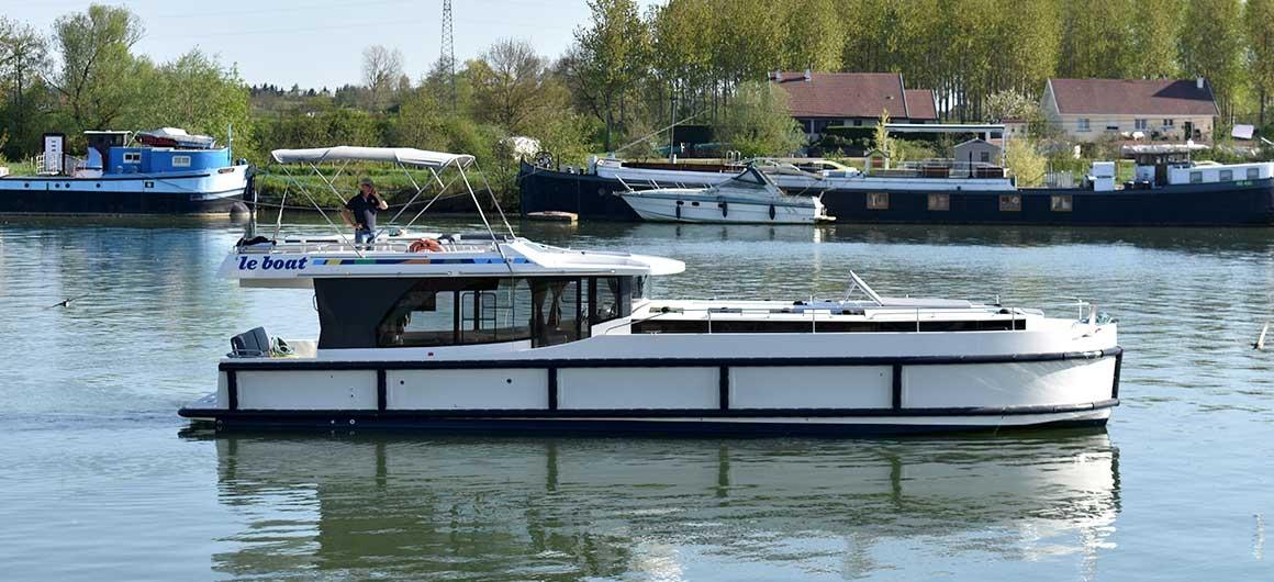 Horizon 5 (10+2) (Canal boat premier)  - 0