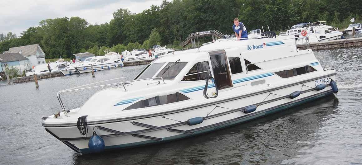 Clipper (4+2) (Canal boat comfort)  - 0