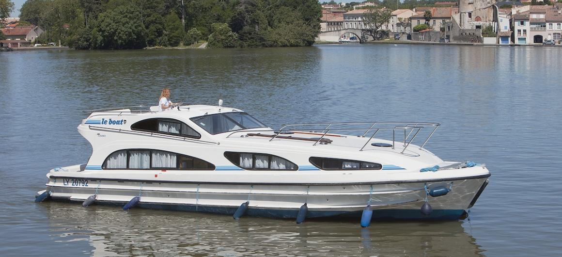 Elegance (6) (Canal boat comfort)  - 0