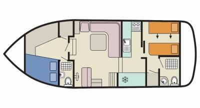 Corvette A (4) (Canal boat budget)  - 1