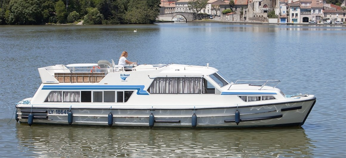 Continentale (6) (Canal boat budget)  - 0