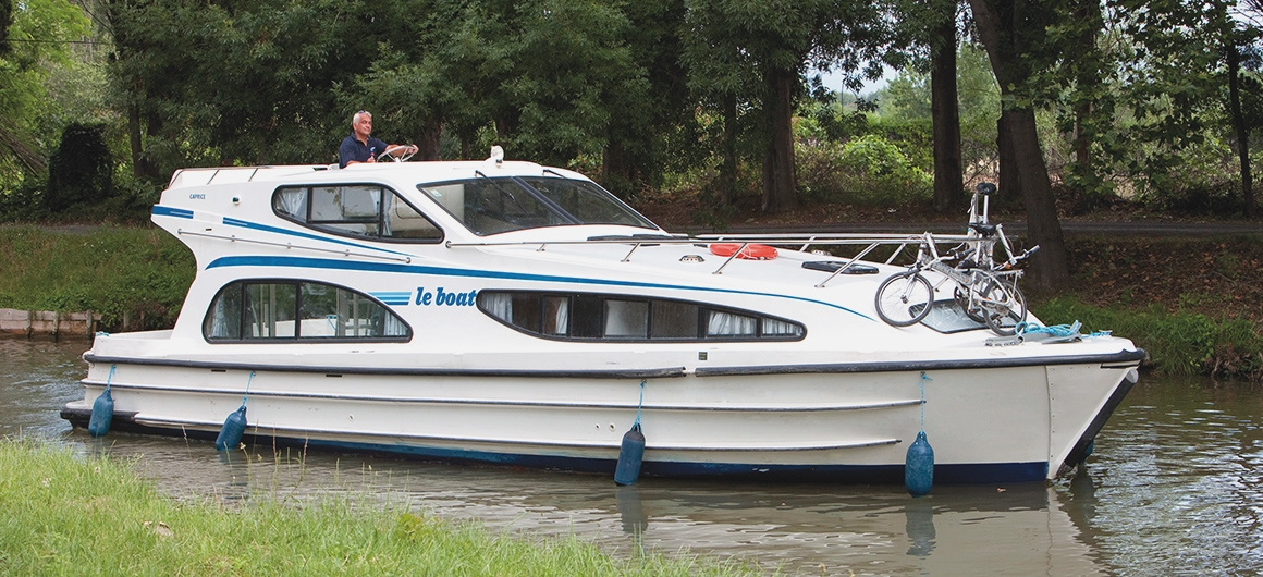 Caprice (4+2) (Canal boat comfort)  - 0