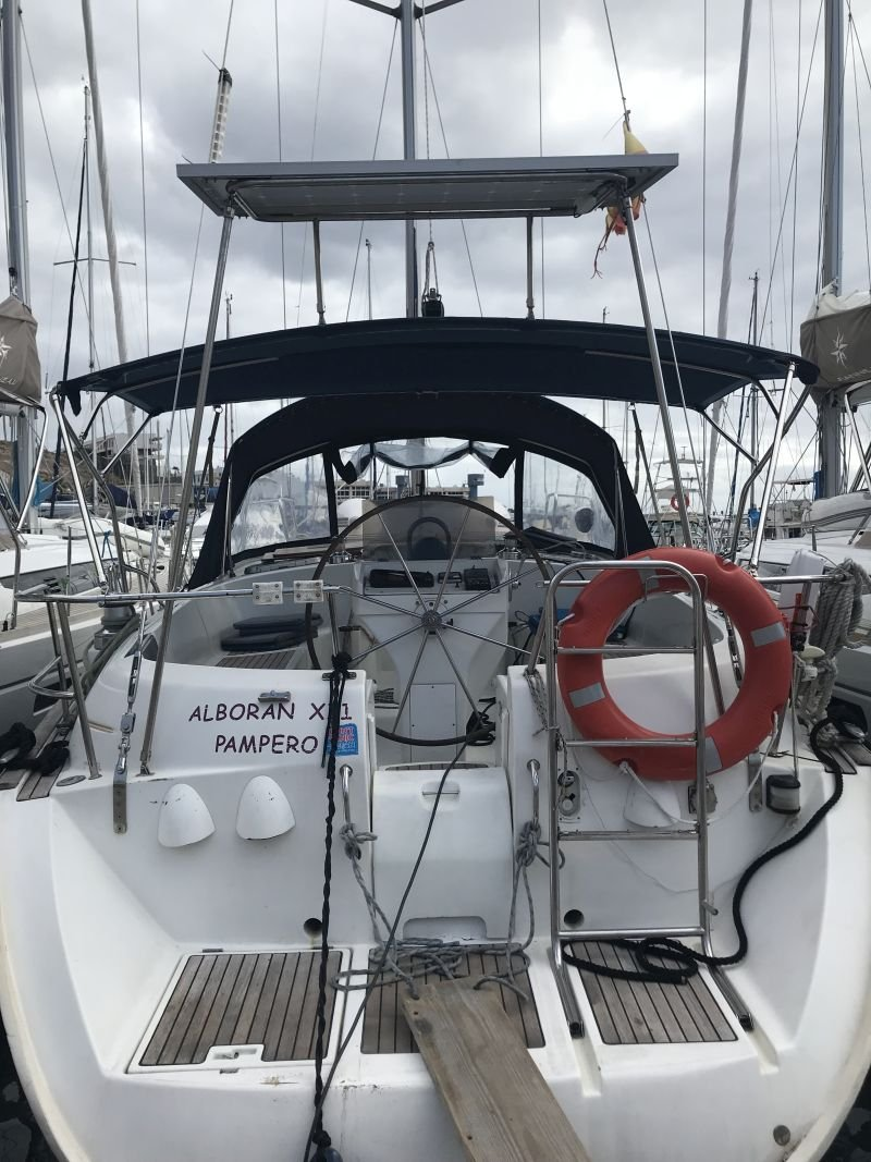 Oceanis 461 (Alboran XII Pampero)  - 0