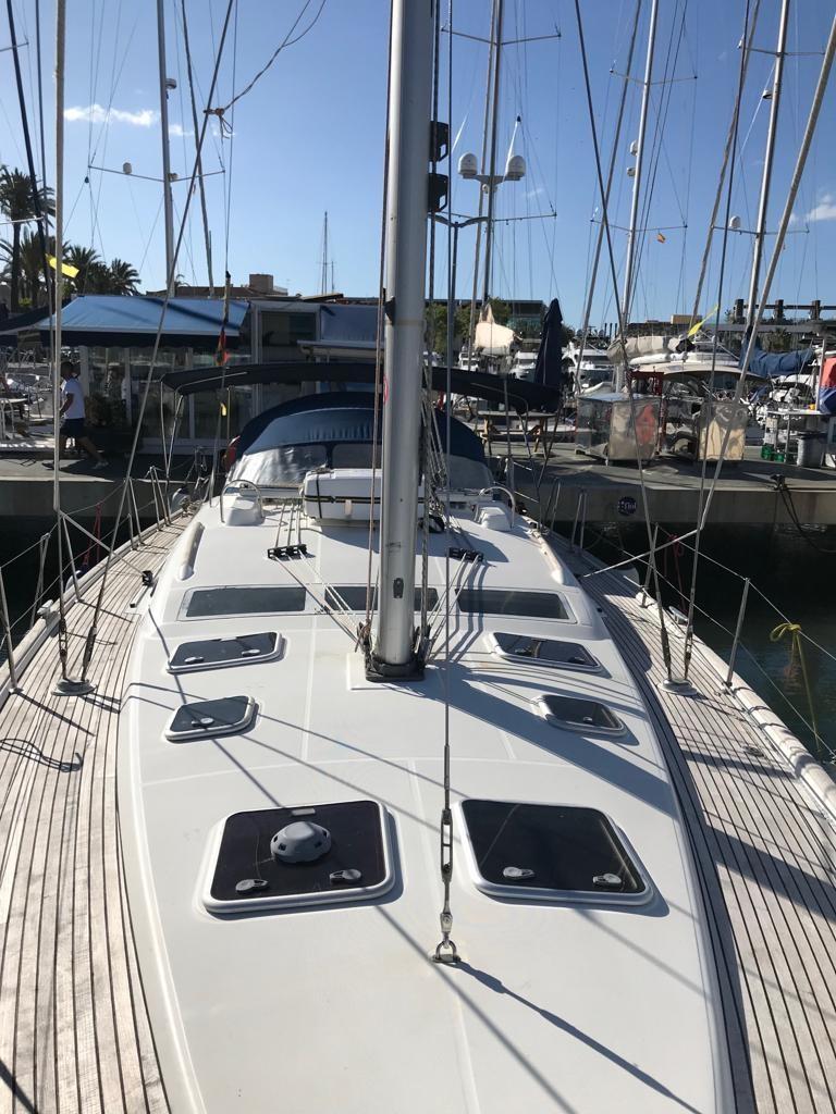 Oceanis 473 (Alboran XIX Sabor)  - 8