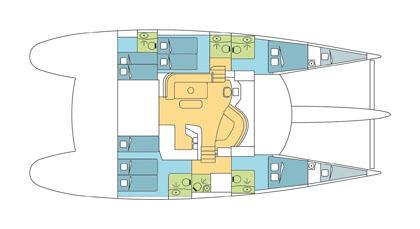 Eleuthera 60 Crewed (DREAM BALI)  - 3