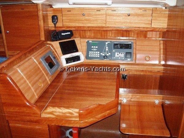 Bavaria 46 Cruiser (Iokasti)  - 2