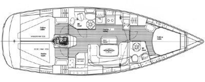 Bavaria 39 Cruiser (Aretousa)  - 7