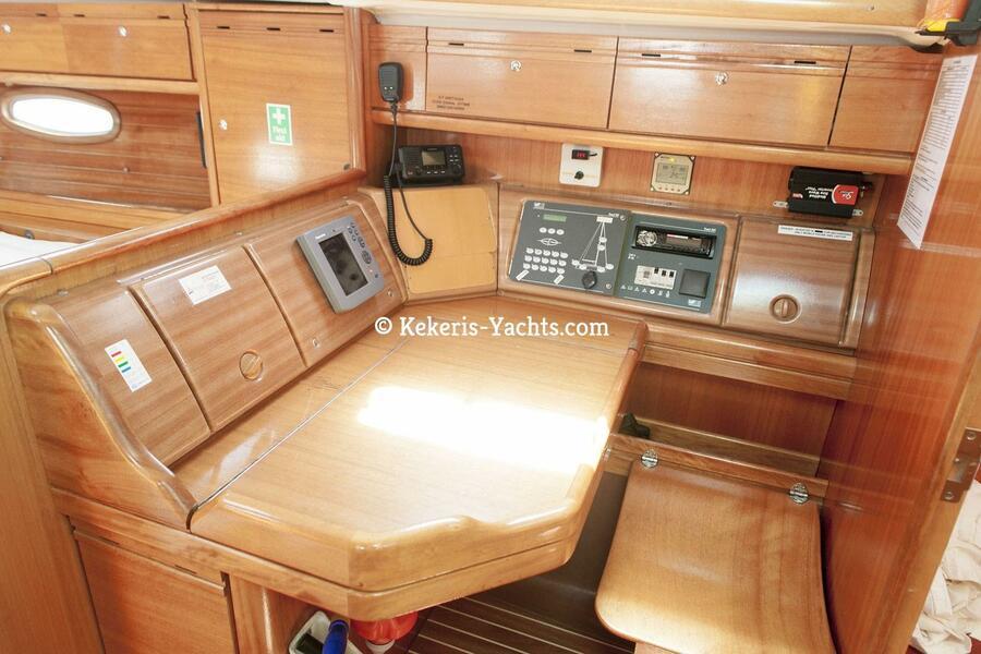 Bavaria 39 Cruiser (Aretousa)  - 6