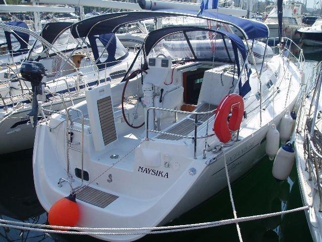 Oceanis 34.3 (Naysika)  - 0