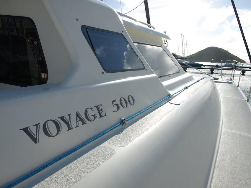 Voyage 500 (KNOT BAD)  - 5