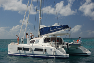 Catana 41 OC with watermaker (TCHAIKOVSKI)  - 1