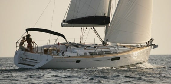 Sun Odyssey 49i (ath49i01)  - 1
