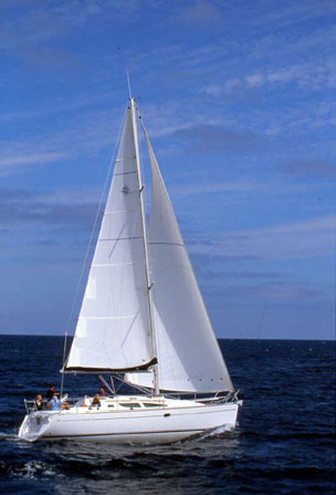 Sun Odyssey 35 (ath3508)  - 2