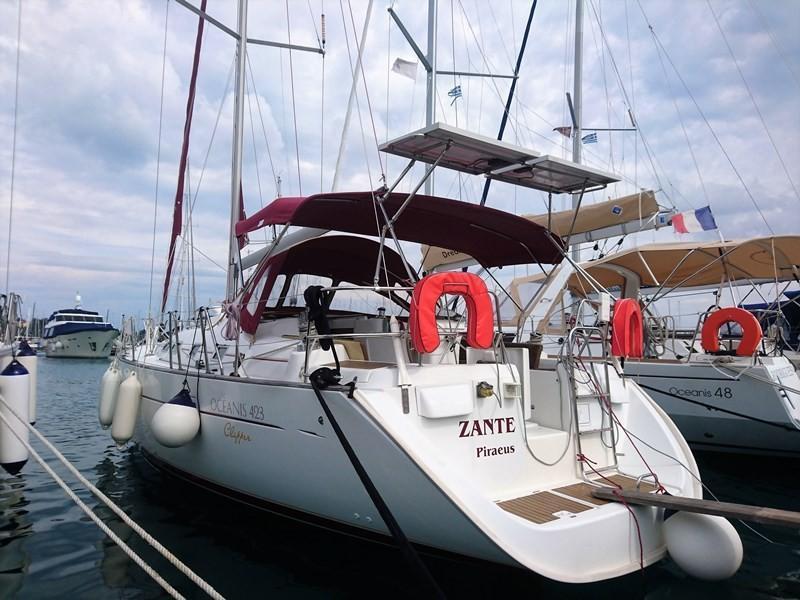 Oceanis 423 R (ZANTE)  - 2