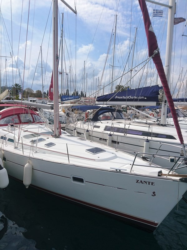 Oceanis 423 R (ZANTE)  - 3