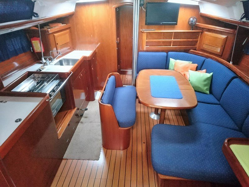Oceanis 423 R (ZANTE)  - 5