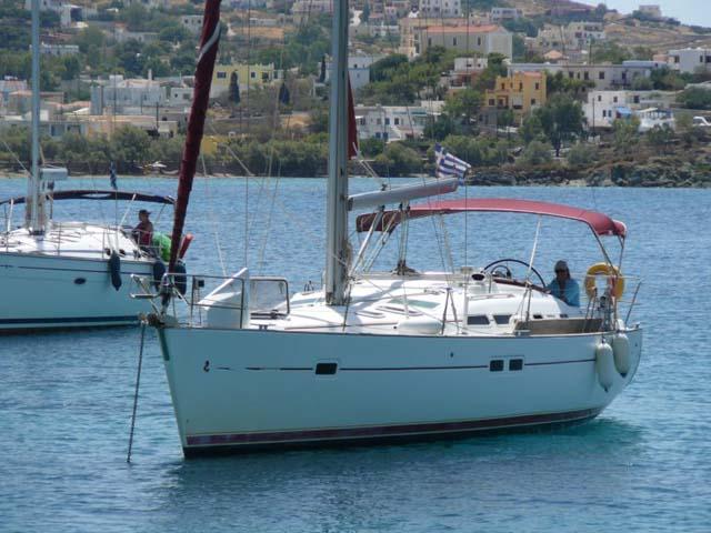 Oceanis 423 R (ZANTE)  - 0
