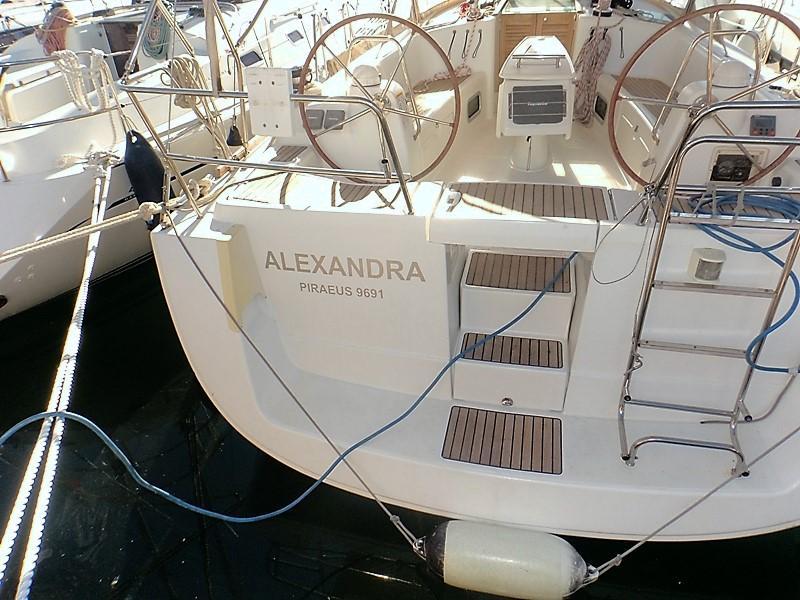 Oceanis 40 (ALEXANDRA)  - 5
