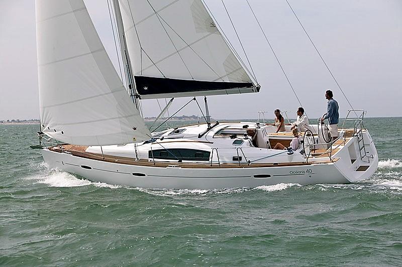 Oceanis 40 (ALEXANDRA)  - 2