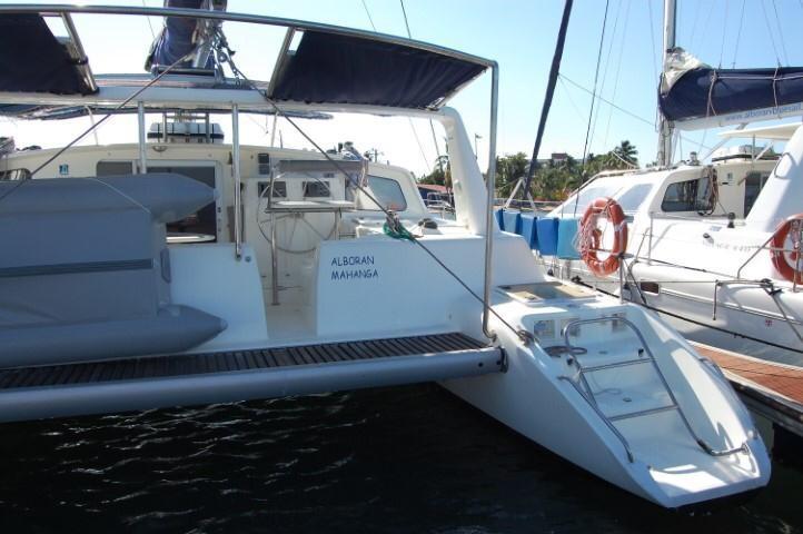 Voyage 440 (Alboran Mahanga)  - 14