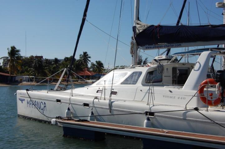 Voyage 440 (Alboran Mahanga)  - 8