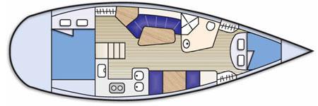 Catalina 350 (WAZABI)  - 7