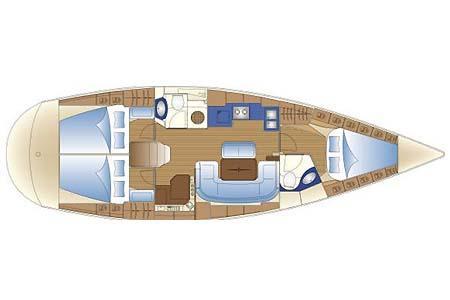 Bavaria 42 Cruiser (Katia)  - 0