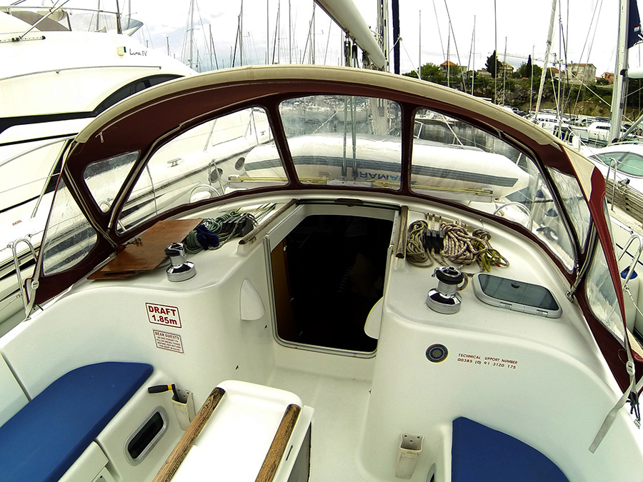 Oceanis 411 Clipper (ANA MARIA)  - 14