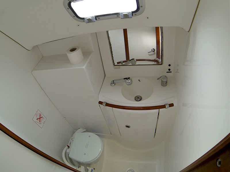 Oceanis 411 Clipper (ANA MARIA)  - 9
