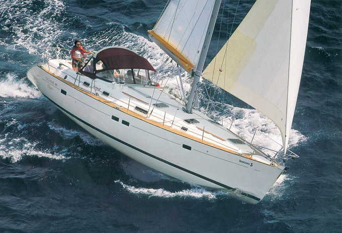 Oceanis 411 Clipper (ANA MARIA)  - 0