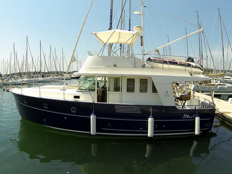 Beneteau Swift Trawler 42 (PODATOK)  - 1