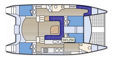Seawind 1250 (SEACHANGE)  - 11