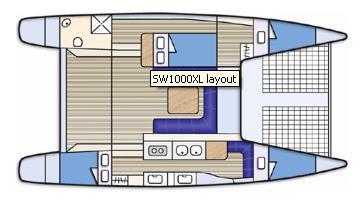 Seawind 1000XL (SHEARWATER)  - 6