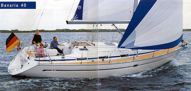 Bavaria 40 (Galateia)  - 0