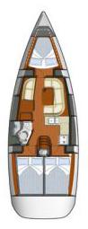 Sun Odyssey 36i (ISMINI)  - 8
