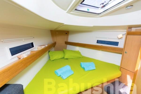 Bavaria Cruiser 40 (BABUSHKA)  - 2