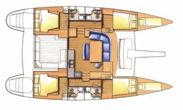 Lagoon 440 (EPIFANEIA)  - 0