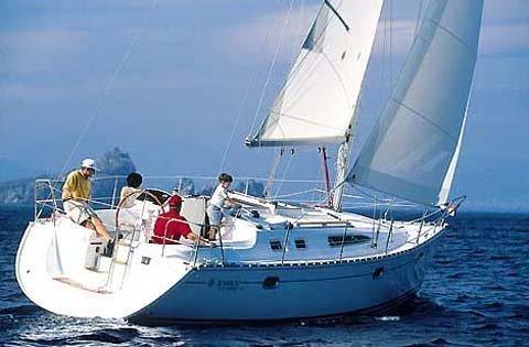 Sun Odyssey 34 (ESPANOU)  - 4
