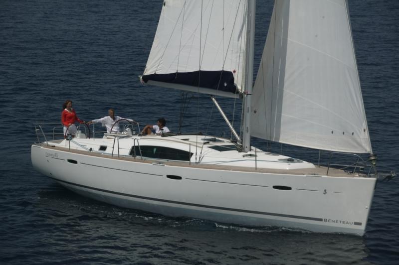 Oceanis 43 (Nereide)  - 1