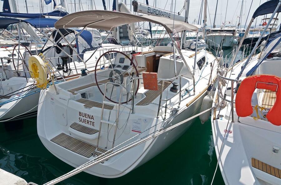 Sun Odyssey 33i (BUENA SUERTE)  - 1