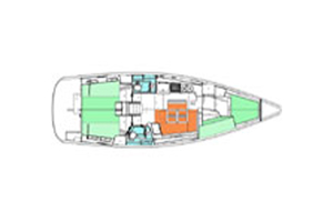 Oceanis 43 (Cote D'azur)  - 6